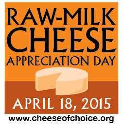 This Saturday is Raw Milk Cheese Appreciation Day