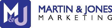 Martin and Jones Marketing logo