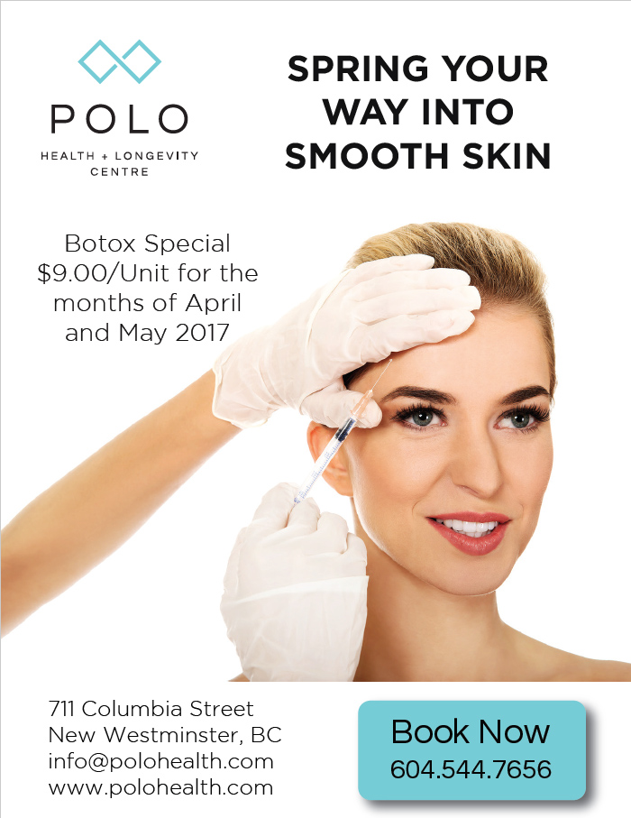 Botox Special! $9/unit this month and May