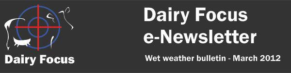 Dairy Focus e-Newsletter