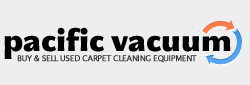 Pacific Vacuum - Buy & Sell Used Carpet Cleaning Equipment