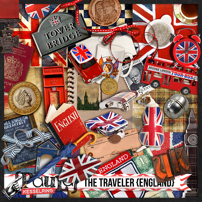 The Traveler – France and England!