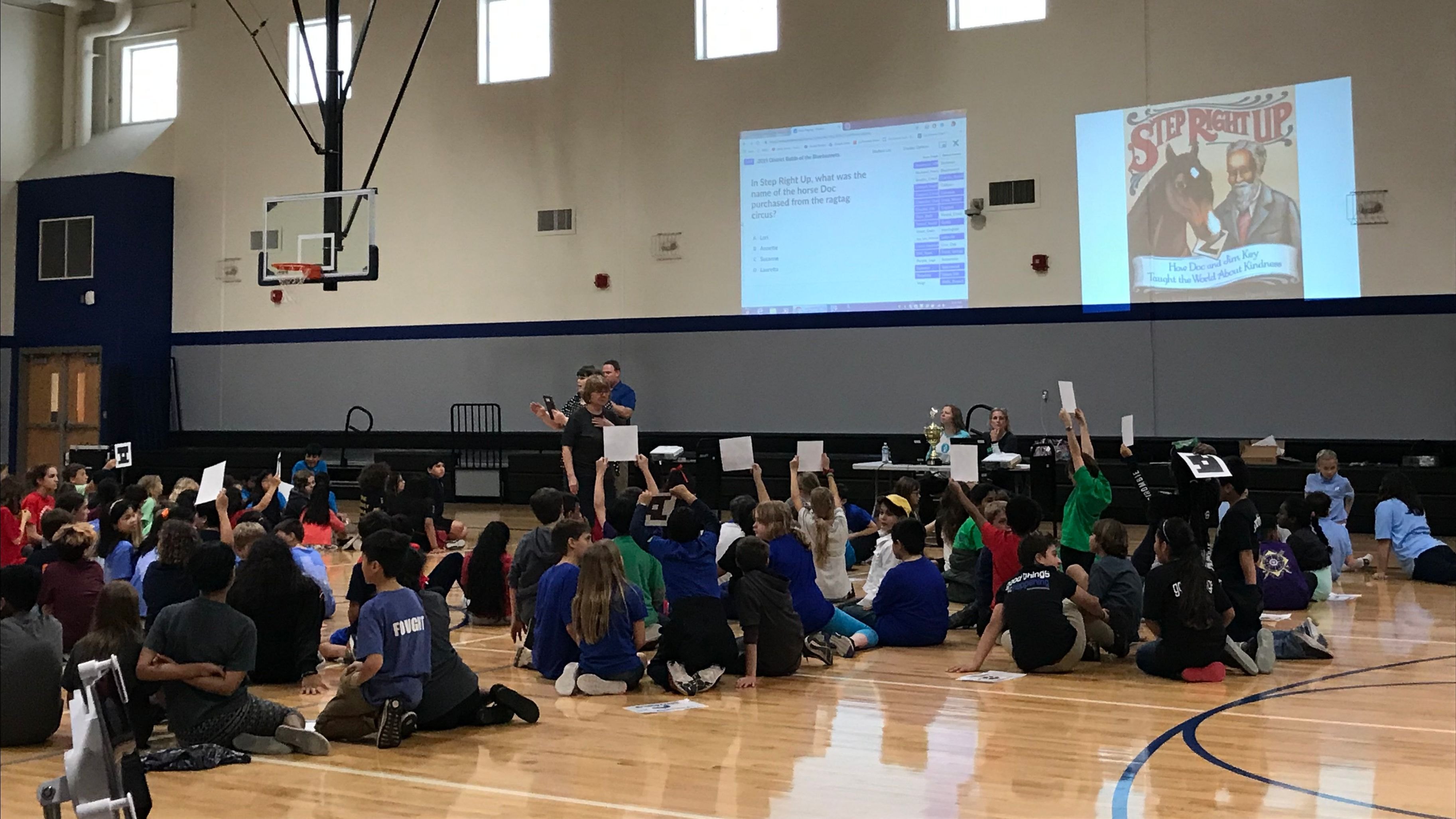 RRISD Battle of the Bluebonnet Books