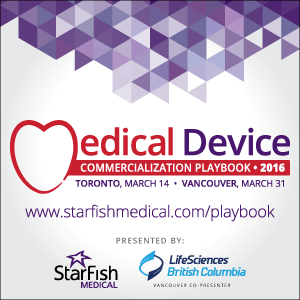 Medical Device Playbook 2016