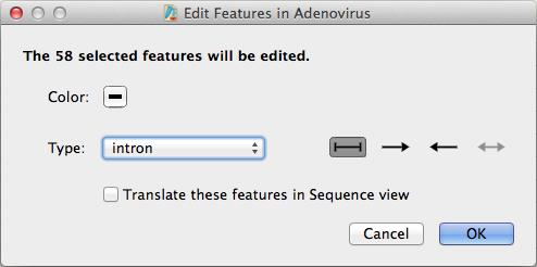 Edit Multiple Features