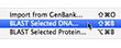 BLAST DNA