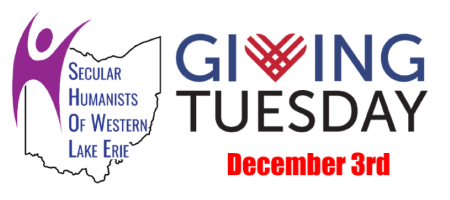 Please Donate for Giving Tuesday