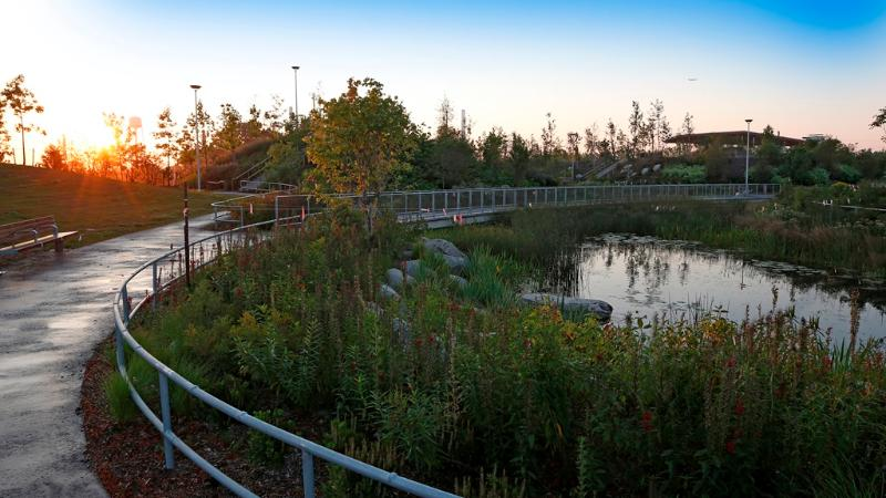 Corktown Common (formerly known as Don River Park)