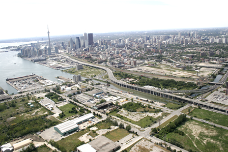 The Gardiner East Environmental Assessment and Design Study is resuming.