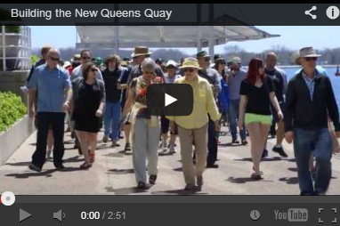 Video Recap: Jane's Walk - Building the New Queens Quay