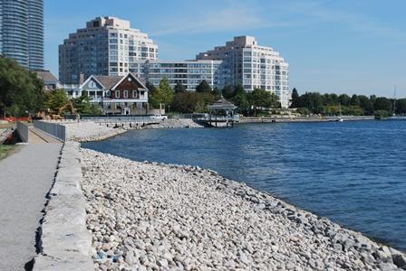 Mimico Waterfront Park