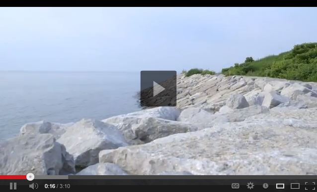 Video of official opening of Port Union Waterfront Park Phase 2