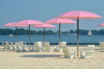 Canada's Sugar Beach soon to be launched