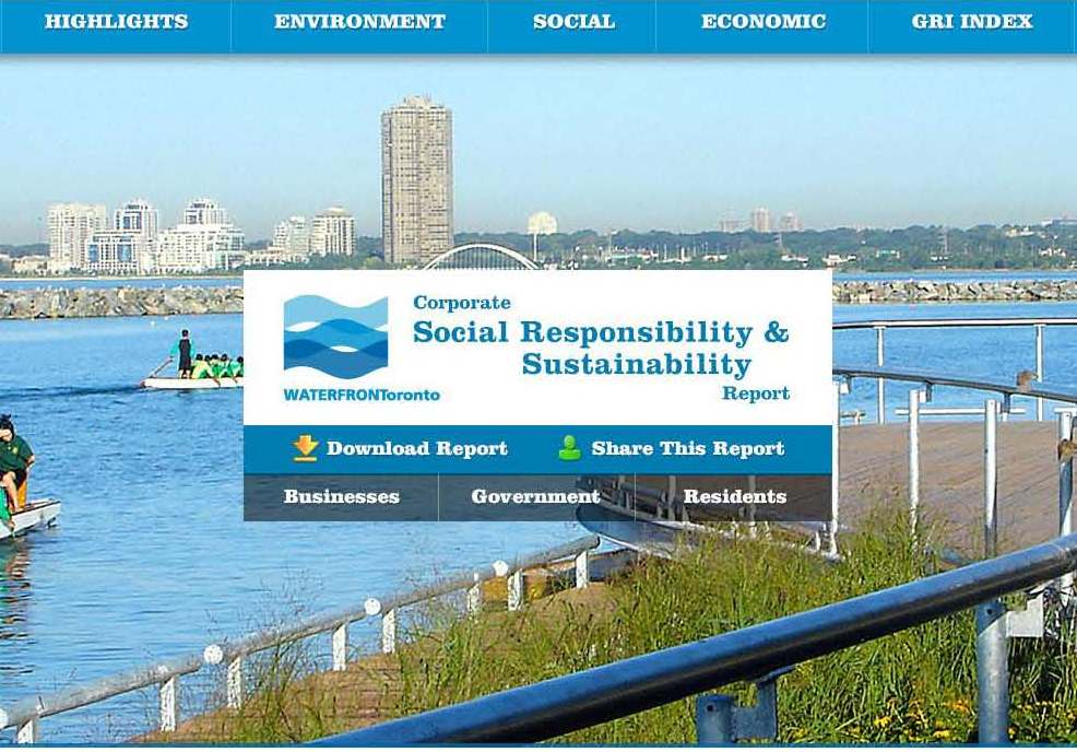 Corporate Social Responsibility & Sustainability Report