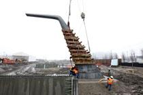 Sherbourne Park construction