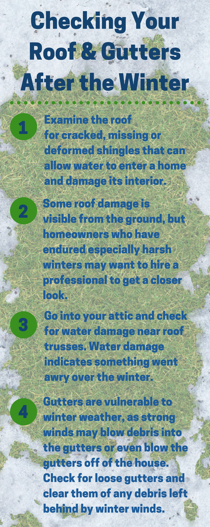 Checking Your Roof & Gutters After the Winter - Image 2