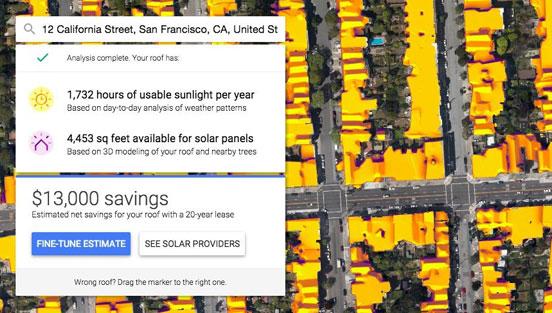 Google Sunroof