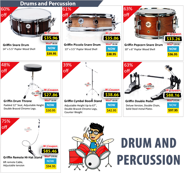 Drum And Percussion