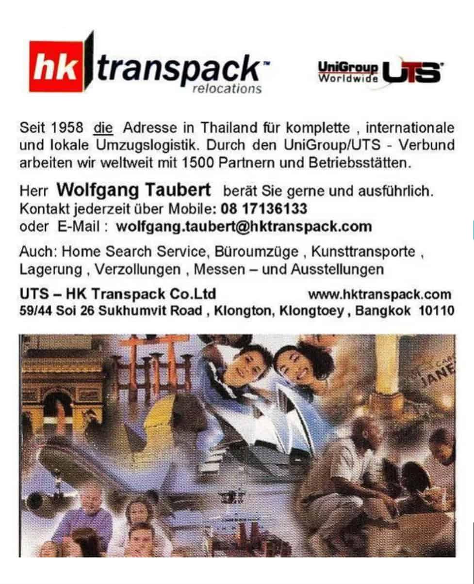 Newsletter Evangelische Gemeinde Deutscher Sprache in Thailand - Die Brücke 9 (2019)