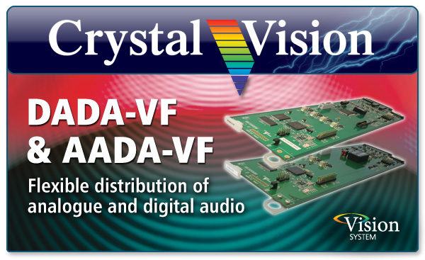 Crystal Vision - Distribution Amplifiers