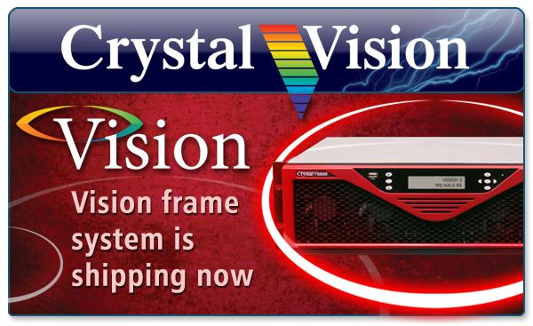 Crystal Vision - Vision Frame