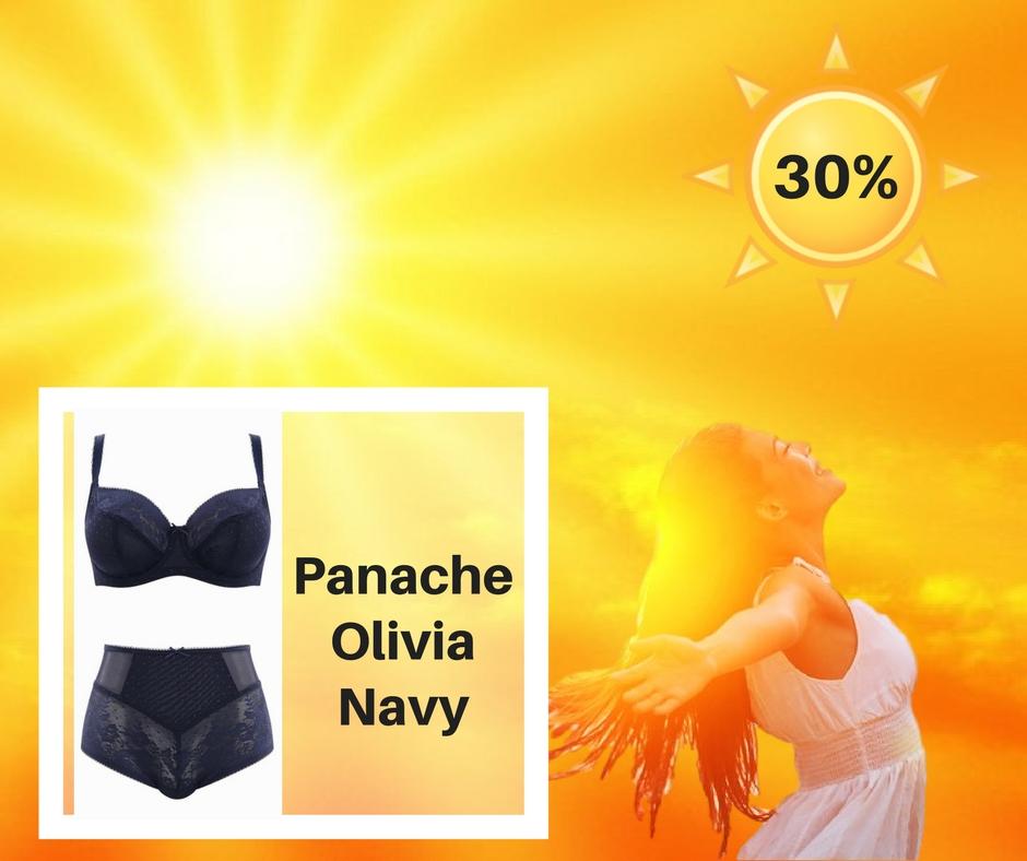 Panache Olivia in t zonnetje