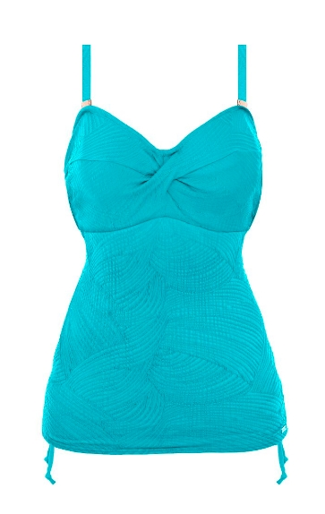 Fantasie Swim ottawa tankini in aquamarine