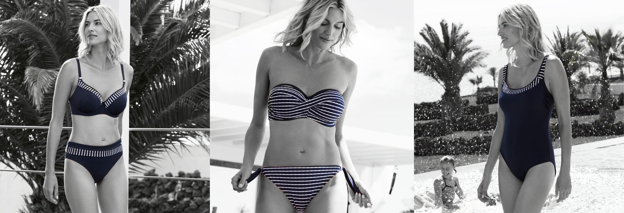 Fantasie badmode San Remo bikini's en badpakken grote maten