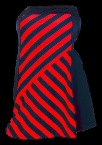 Dresskini Portofino badmode voor grote maten