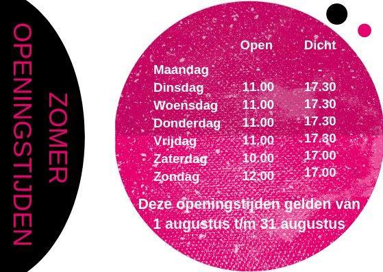 Openingstijden Naron Breda, winkel Veemarktstraat 47
