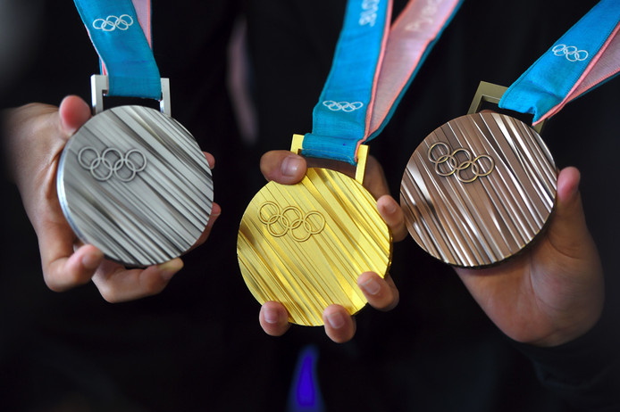 Olympic Medal Actie bij Naron