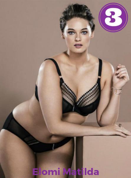 Elomi lingerie Matilda bestseller bij Naron
