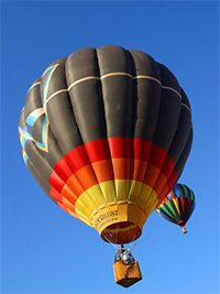 Alburquerque International Balloon Fiesta