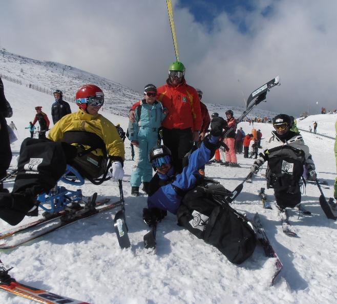 Curso esquí La Pinilla