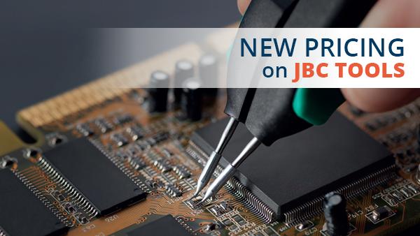 New Pricing on JBC Tools!