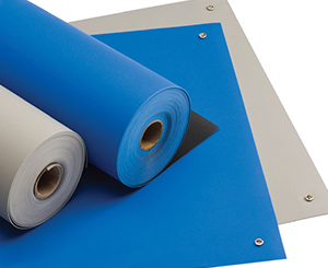 ACL Staticide Gemini Dual Layer ESD Pre-cut Mats