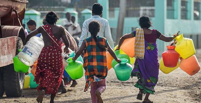 ChennaiWaterCrisis