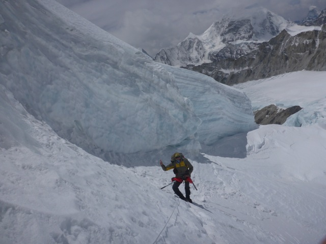Climbing from C1 to C2