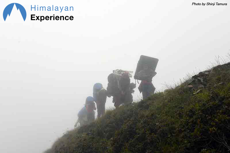 Porters in the cloud