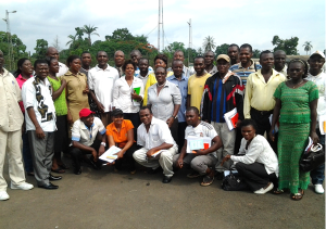 Cameroon workshop