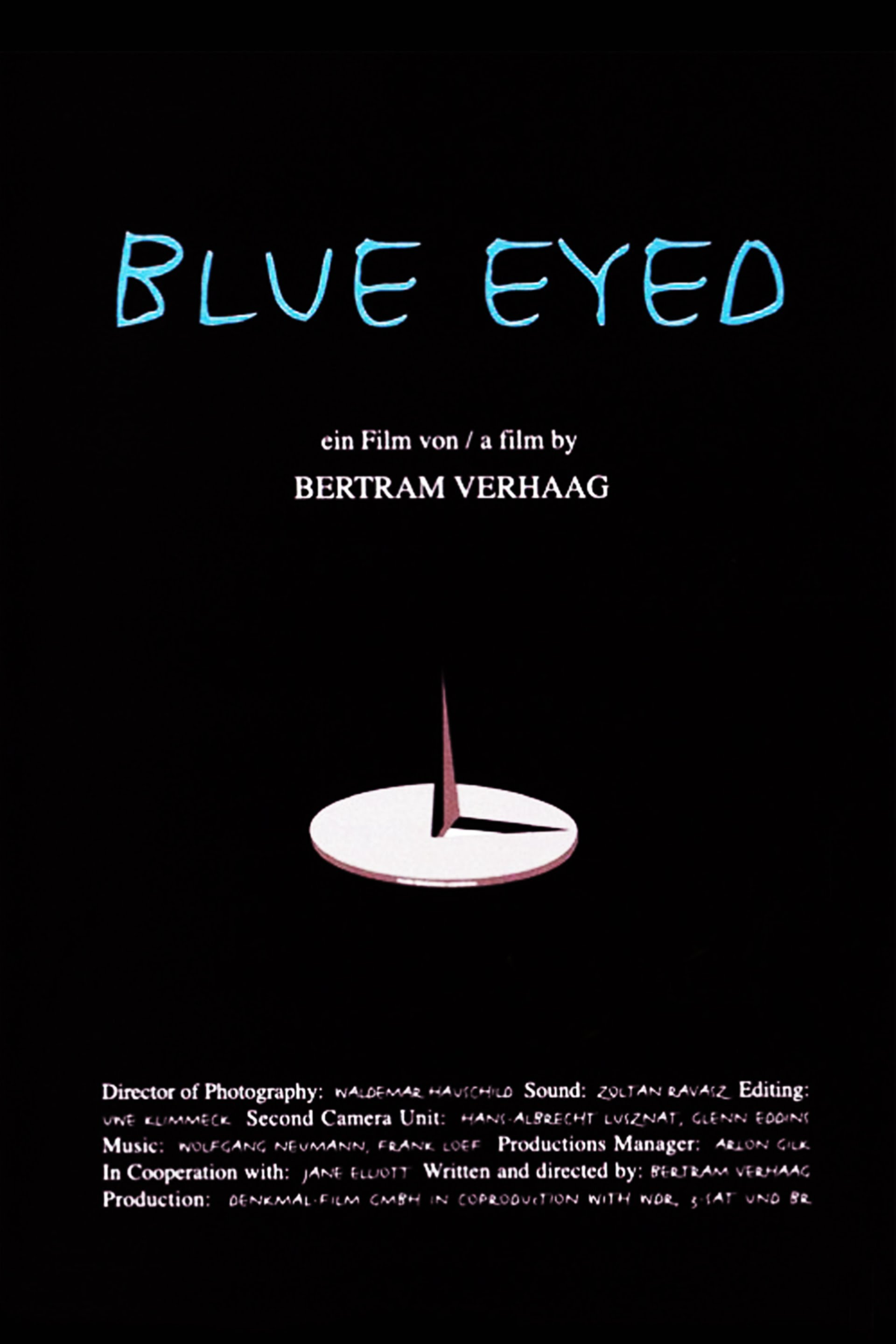 Blue Eyed movie poster