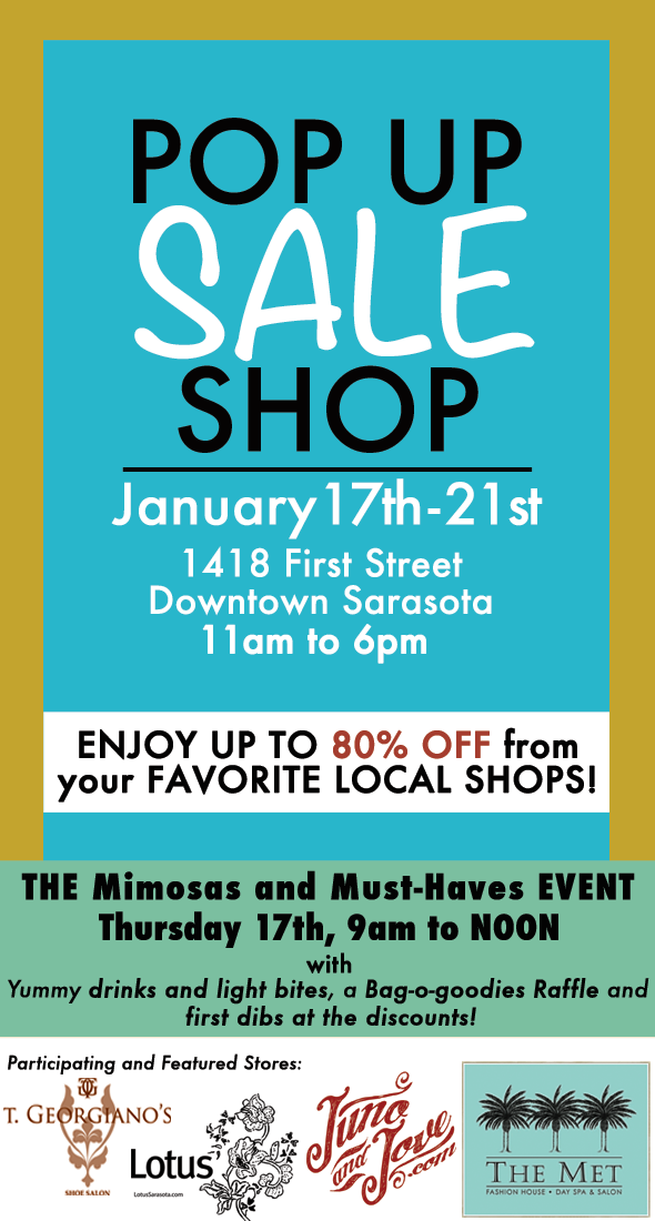 Annual Boutique Blowout Sale This Weekend!