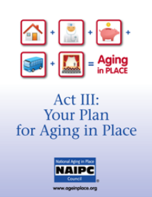 Your Plan for Aging in Place