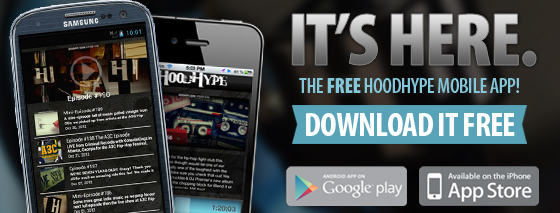 DOWNLOAD THE HOODHYPE APP TODAY!
