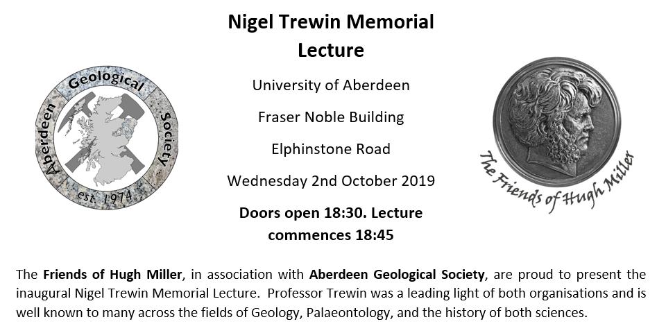 Nigel Trewin Memorial Lecture