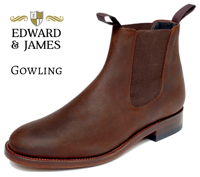 Edward & James Gowling Chelsea Boot