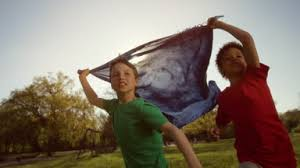 Image of kids playing