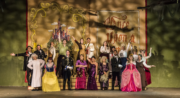 Into the Woods at Musicals at Richter through July 1