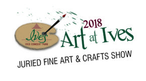 Art at Ives: Juried Fine Art & Crafts Show on Saturday, June 2 and Sunday June 3.