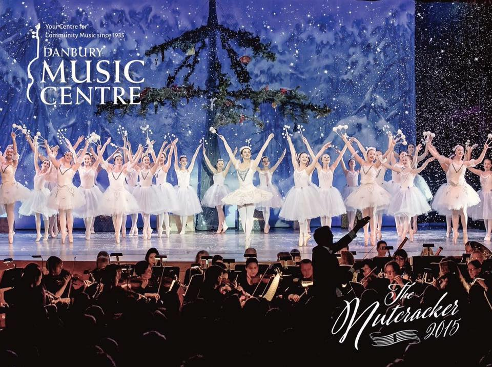 Danbury Music Centre, Nutcracker Ballet December 8th-10th